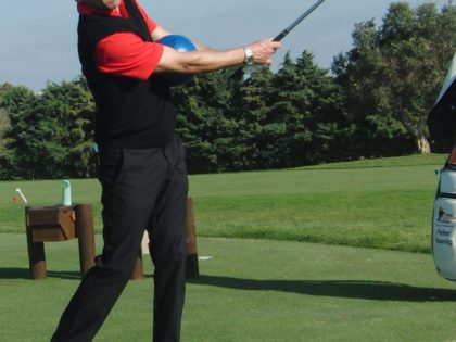 GOLF-Intensiv-Kurs mit Peter Koenig