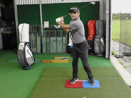 Golf Tipp von Peter Koenig