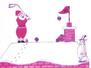 Weihnachtgeschenke für Golfer